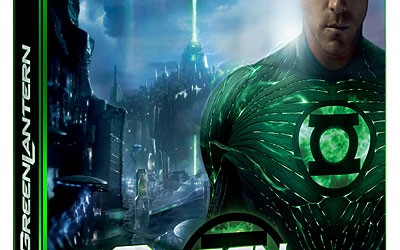 Test du Blu Ray Green Lantern
