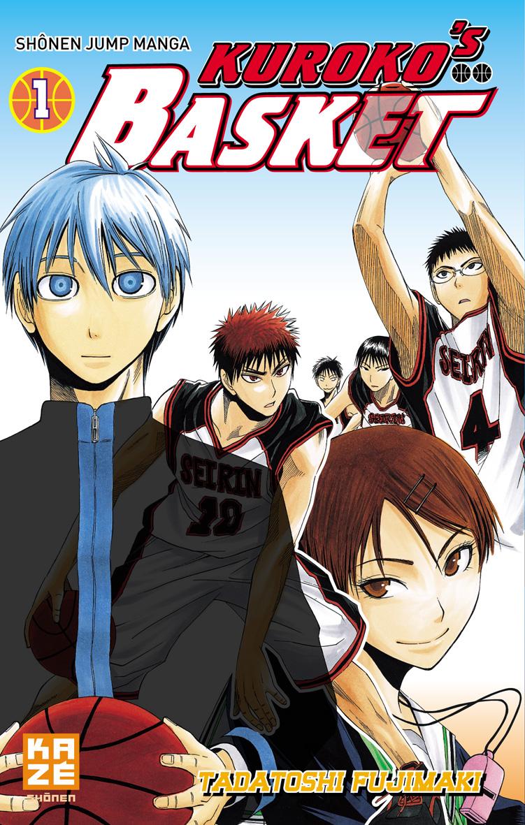 Kuroko's Basket Kurokos-Basket-tome-1-de-Tadatoshi-Fujimaki