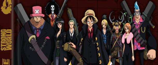 [Cinema] One Piece Strong World
