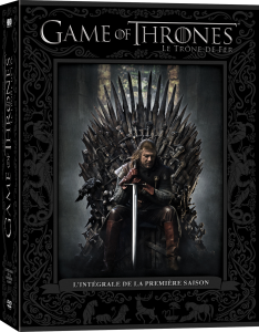 DVD Game of Thrones, saison 1