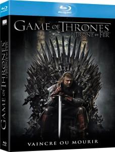 Blu Ray Game of Thrones, saison 1