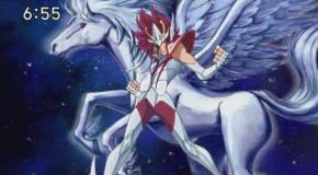 Saint Seiya Omega : annonce du jeu vidéo + opening