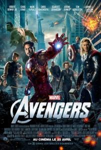 Affiche du film Avengers de Joss Whedon