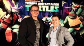 Kevin Eastman à la Comic Con'