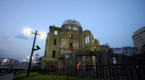 Retour du Japon – Hiroshima : Mémorial de la Paix.