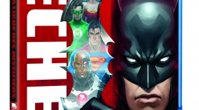 Visuels DVD/ Blu Ray et informations des prochains DC Animated