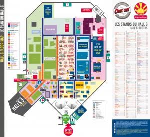 Plan Comic Con'