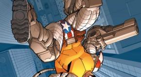 Super Patriote – tome 1 de Robert Kirkman et Cory Walker