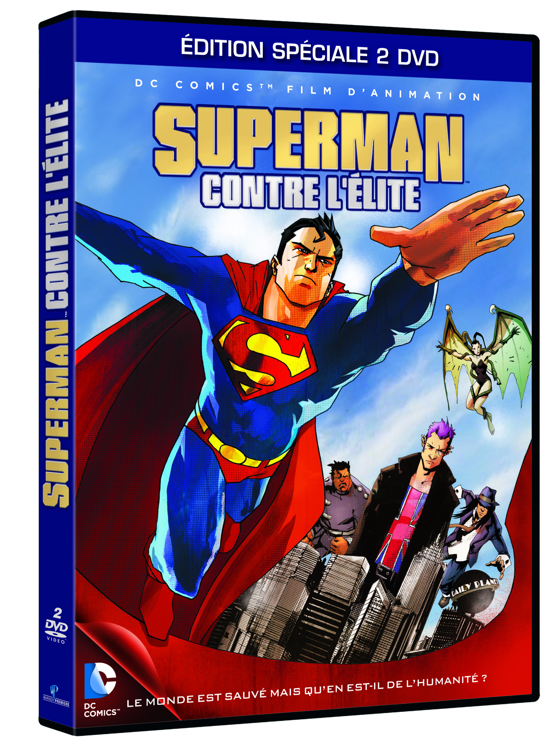 Superman contre l'élite [BluRay 720p | DTS MULTi]