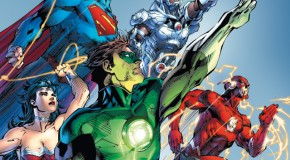 Justice League – tome 1 de Geoff Johns et Jim Lee