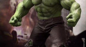 [Hot Toys] Hulk de The Avengers