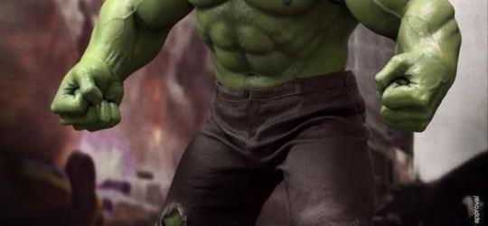 [Hot Toys] Hulk de The Avengers