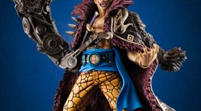 [Figurine] P.O.P One Piece : Eustass Kid