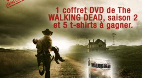 Concours The Walking Dead – Saison 2