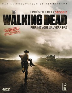 DVD Walking Dead - Saison 2