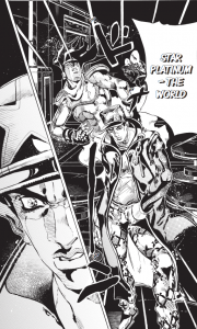 Stand Jotaro