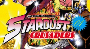 Résultats du concours Stardust Crusaders