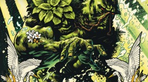 [Critique] Swamp Thing – tome 1