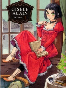 Gisèle Alain - tome 1 de Sui Kasai