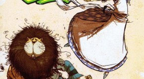 Le Magicien d'Oz d'Eric Shanower et Skottie Young