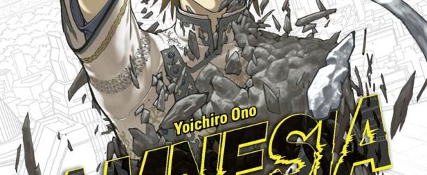 Amnesia – tomes 1 à 3 par Ono Yoichiro