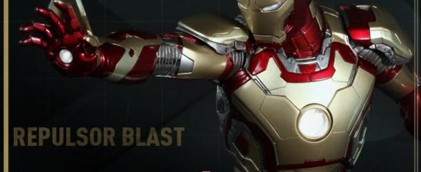 [Power Pose Series] Iron Man Mark XLII