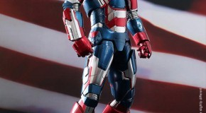 [Hot Toys] Iron Patriot du film Iron Man 3