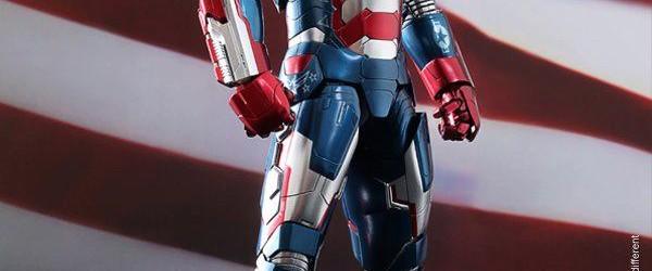 [Hot Toys] Iron Patriot du film Iron Man 3