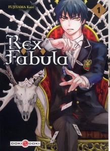 Rex Fabula - tome 1 de Kairi Fujiyama