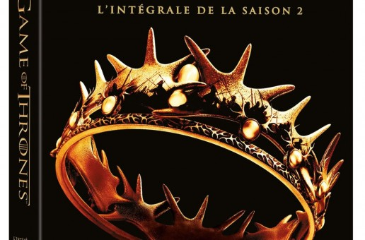 [Blu Ray] Game of Thrones, saison 2