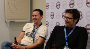 Interview surréaliste de Yanick Paquette et Tony Daniel