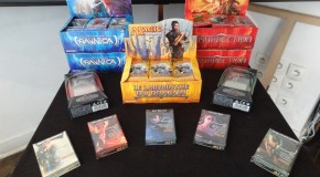 [Compte-Rendu] Magic the Gathering : Le Labyrinthe du Dragon