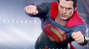 [Hot Toys] Superman du film Man of Steel