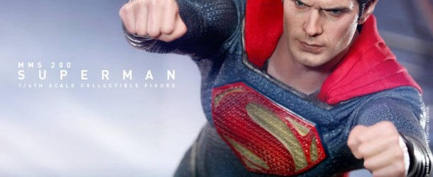 [Hot Toys] Superman du film Man of Steel