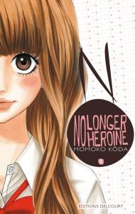 No Longer Heroine - tome 1 de Momoko Kôda