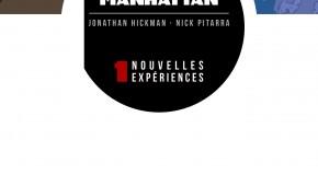 Projets Manhattan – tome 1 de Jonathan Hickman et Nick Pitarra