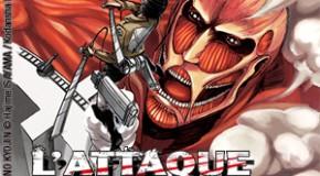 Concours L'Attaque des Titans
