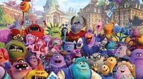 [Cinema] Monstres Academy de Dan Scanlon