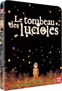 Blu Ray - Le Tombeau des Lucioles