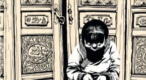 Les pieds bandés par Li Kunwu