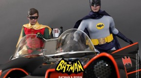 [Hot Toys] Batman version télé de 1966