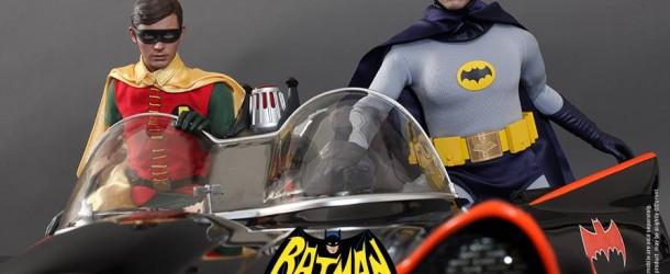 [Hot Toys] Batman version télé de 1966