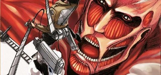 L'attaque des Titans – tomes 1 et 2 de Hajime Isayama