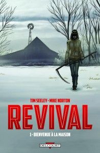 Revival - tome 1 de Tim Seeley et Mike Norton