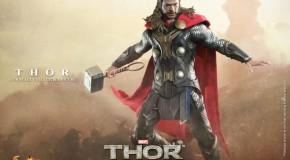 [Hot Toys] Thor version Thor, le monde des ténèbres