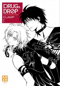 Drug and drop - tome 1 par Clamp