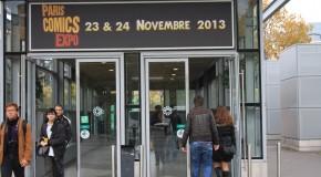 [Compte-Rendu] Paris Comics Expo 2013
