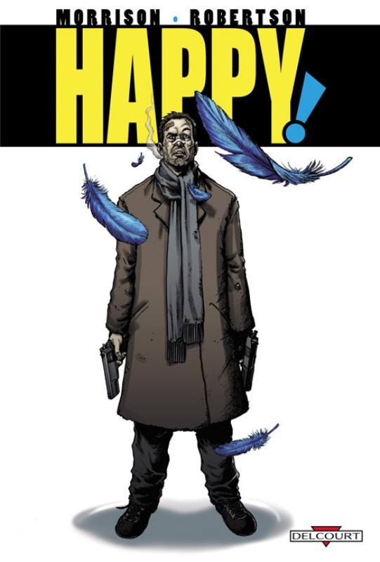 Happy De Grant Morrison
