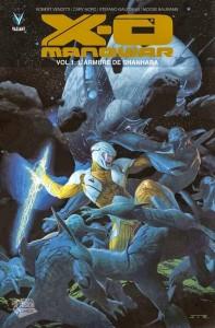 X-O Manowar - tome 1