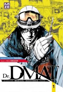 Dr DMAT - tome 1